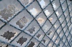 De winterlandschappen Stock Foto
