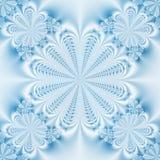 De winterpatroon Royalty-vrije Stock Fotografie