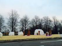 De wintersneeuw Royalty-vrije Stock Foto