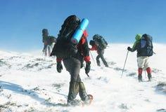De winterssport Royalty-vrije Stock Foto