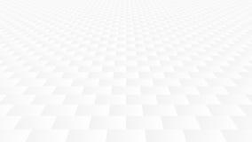 De witte Abstracte Achtergrond van Geomerty Royalty-vrije Stock Foto's
