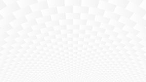 De witte Abstracte Achtergrond van Geomerty Royalty-vrije Stock Afbeeldingen
