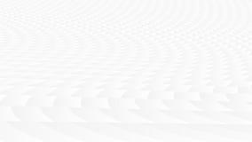 De witte Abstracte Achtergrond van Geomerty Royalty-vrije Stock Foto