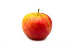 De witte achtergrond van Apple Royalty-vrije Stock Afbeelding