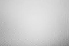 De witte achtergrond van de stoffentextuur Stock Foto