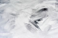 De witte achtergrond van de muurtextuur vector illustratie