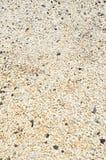 De witte Achtergrond van Rotsenstenen Royalty-vrije Stock Fotografie