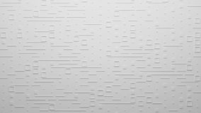 De witte achtergrond van technologie vector illustratie