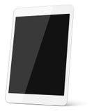 De witte Computer van de Tablet Royalty-vrije Stock Foto