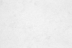 De witte concrete geweven achtergronden van de cementmuur Stock Afbeelding