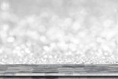 de witte hoogste marmeren plank en steenachtergrond van de vloertextuur, kan Royalty-vrije Stock Foto's