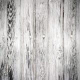 De witte houten textuur met natuurlijke patronenachtergrond Royalty-vrije Stock Afbeelding