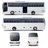 De Bus van de stad Royalty-vrije Stock Afbeelding