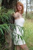 De witte kleding Royalty-vrije Stock Fotografie