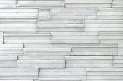 De witte moderne muur Stock Foto