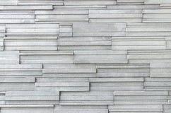 De witte moderne muur Stock Afbeeldingen