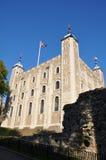 De Witte Toren - Londen, Engeland Stock Foto's