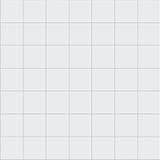 De witte vector van de tegelstextuur Stock Fotografie