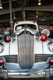 De witte Ziekenwagen van Packard van 1942 Stock Afbeelding