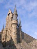 De Wizarding-Wereld van Harry Potter in de Universele V.N. van Studiojapan Royalty-vrije Stock Foto's
