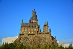 De Wizarding-Wereld van Harry Potter in Universele Studio, Osaka Royalty-vrije Stock Fotografie