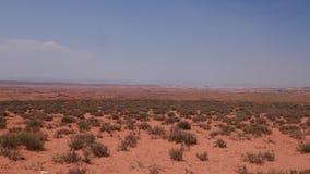 De woestijn æ ² ™æ ¼ van Arizona stock foto
