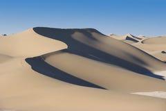 De woestijn stock afbeelding