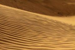 De Woestijn Marokko van de Sahara Stock Foto