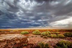 De Woestijn van Chili Atacama Royalty-vrije Stock Foto's