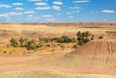 De Woestijn van de Sahara royalty-vrije stock foto's