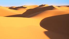 De woestijn van de Sahara, Marokko royalty-vrije stock foto