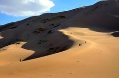 De Woestijn van Gobi Royalty-vrije Stock Fotografie