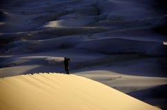 De Woestijn van Gobi Royalty-vrije Stock Afbeelding