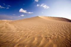 De woestijn van Gr Jable Stock Foto