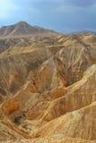 De woestijn van Judea Royalty-vrije Stock Afbeeldingen