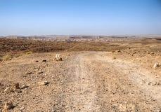 De woestijn van Judean Royalty-vrije Stock Foto's