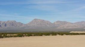 De woestijn van Lasvegas Royalty-vrije Stock Afbeeldingen