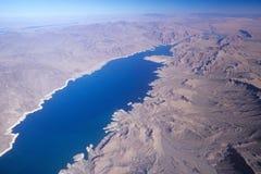 De woestijn van Mohave stock afbeelding