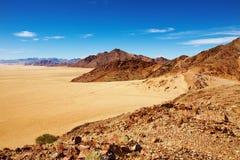 De Woestijn van Namib Royalty-vrije Stock Afbeeldingen