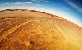 De Woestijn van Namib stock afbeelding
