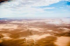 De Woestijn van Namibië, Afrika Royalty-vrije Stock Foto