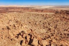 De Woestijn van Negev Royalty-vrije Stock Foto's