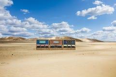 De woestijn van de snackcabine Royalty-vrije Stock Foto's