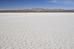 De woestijn van Te stock foto