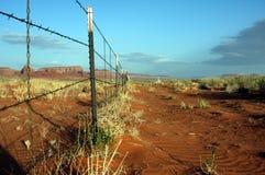 De Woestijn van Utah Stock Fotografie
