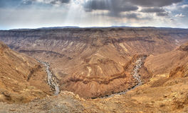De Woestijn van Yehuda, Israël Royalty-vrije Stock Afbeelding
