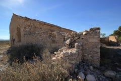De woestijnspruit van Murcia Stock Afbeelding