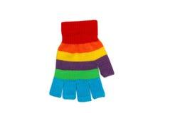 De wol van de handschoen. Royalty-vrije Stock Foto's