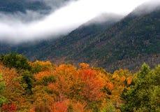 De wolk van de herfst royalty-vrije stock foto's