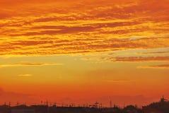 De wolken vector illustratie